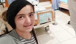הנערה תהילה בת יעל, בבית החולים