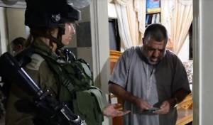 """בכיר חמאס בגדה, חסן יוסף נעצר על ידי לוחמי צה""""ל"""