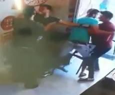 """תקיפה - תקף יהודי בתחנת דלק וישלם 50 אלף ש""""ח"""
