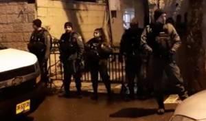 המעצרים והמהומות, לפנות הבוקר