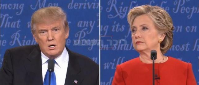 שבוע לבחירות לנשיאות: כל הלכלוך יוצא