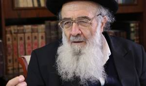 """הגאון הרב פנחס הכהן רבין זצ""""ל"""