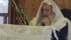 צפו: הגאון רבי ראובן אלבז נוטל ד' מינים