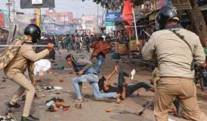מהומות בהודו