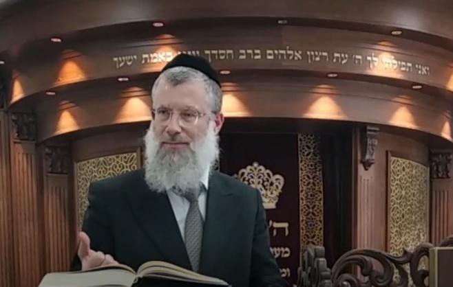 הרב אברהם יוסף שוורץ