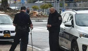 מעצר אחד החשודים