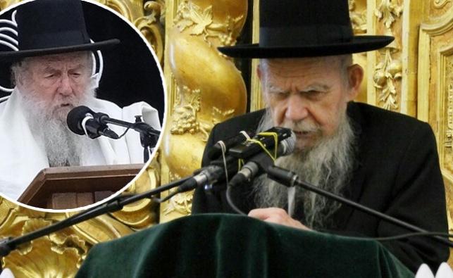 """הגאון רבי גרשון אדלשטיין והגר""""מ שפירא זצ""""ל"""