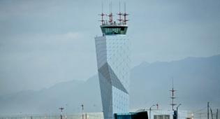 הצצה לשדה התעופה החדש שנבנה באילת