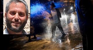 """ראשי לצד הפגנה של """"הפלג"""" - צה""""ל מגיב להסתה נגד ראש מדור בני ישיבות: """"לא נירתע"""""""