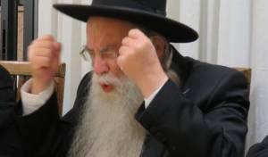 הגאון רבי צבי רוטברג, בדרשתו לתלמידיו ב'בית מאיר'