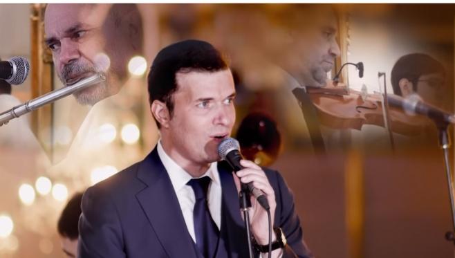 """אוהד מושקוביץ בביצוע לייב: """"שיר המעלות"""""""