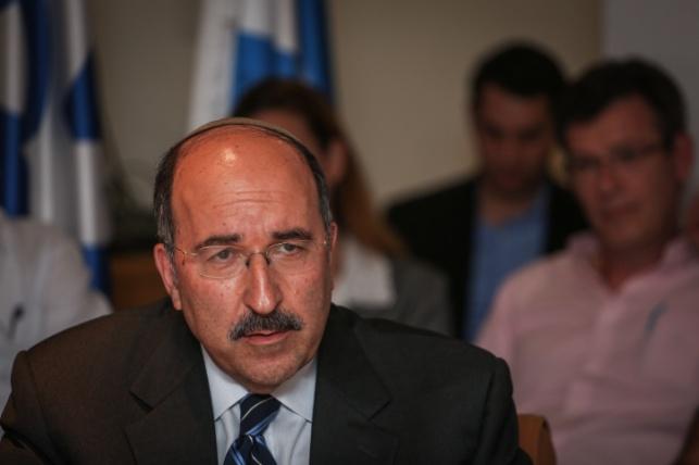 """מנכ""""ל משרד החוץ העלים ששילם כופר מס"""