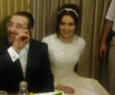 עוזרו של המיליארדר אבישי נריה התחתן • צפו