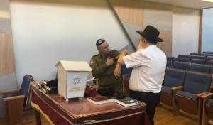 """כשכוח צה""""ל בברזיל הגיע לטעום אוכל יהודי"""
