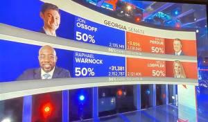 דרמה בג'ורג'יה: קרב צמוד בין  4 המועמדים