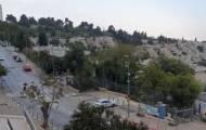 החורף כבר כאן: גשם ירד בירושלים • תיעוד