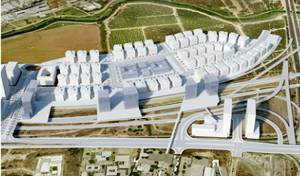 התכנית החדשה - העיר הצפופה: עוד 10,000 דירות לבני ברק