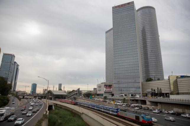 מגדלי עזריאלי בתל אביב