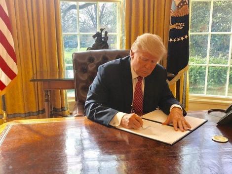 בית המשפט הפדרלי דחה שוב את ערעור טראמפ