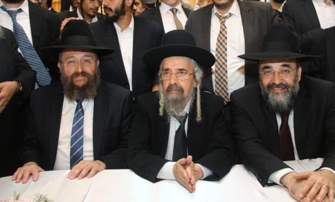 העדה התימנית חגגה עם הרב קורח