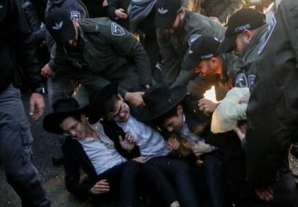 הפגנה של 'הפלג'. ארכיון