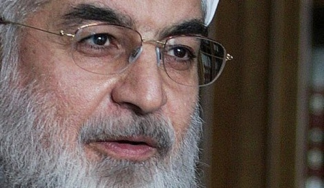 """נשיא איראן: """"שמחים שנתניהו כועס"""""""