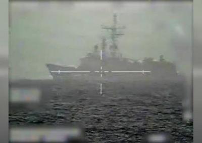 """ספינה של חיל הים הפקיסטני על הכוונת של סטי""""ל ישראלי - חיל הים נתקל בספינות  של מצרים ופקיסטן"""