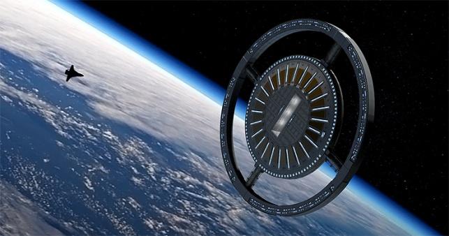מלון יוקרה ישוגר לחלל עד לשנת 2025