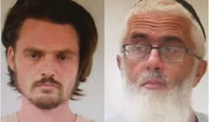 שני הנעדרים - שכטמן וסיגל, שאותרו