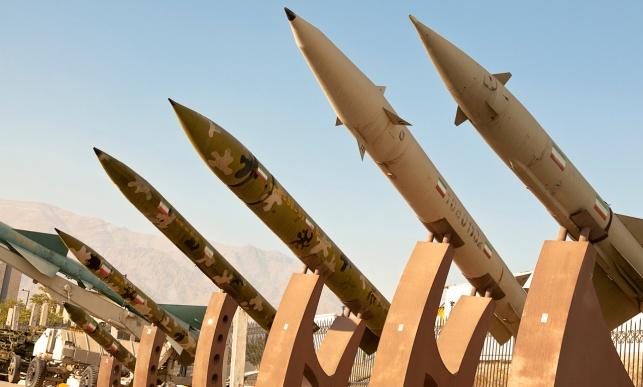 טילים באיראן
