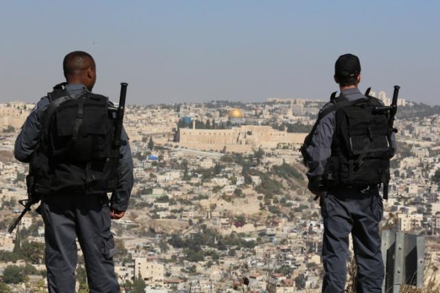 צעיר יהודי הותקף בעיר העתיקה