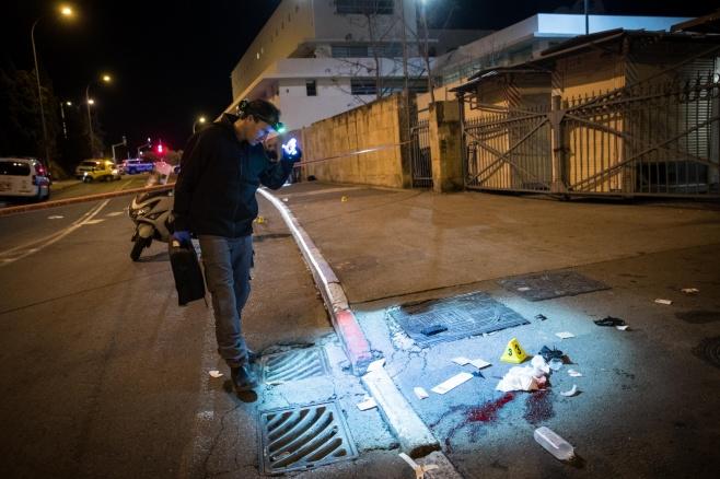 01:45: תיעוד מזירת פיגוע הדריסה בירושלים