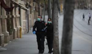 """השב""""כ: איתרנו כ-500 חולים בנגיף קורונה"""