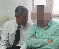 מתי בן דוד, בבית המשפט - זהו מנהל משרד הפרסום החשוד בתקיפה