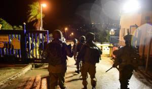 """צה""""ל פשט על קוצרא; 20 מבוקשים נעצרו"""