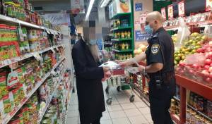 שוטרים 'המתיקו' את האכיפה לחרדים