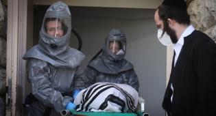 גבר חרדי בן 72 מירושלים נפטר מהקורונה