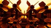 אילוסטרציה - נחשף: בלב המדבר באירן - מפעל טילים סודי