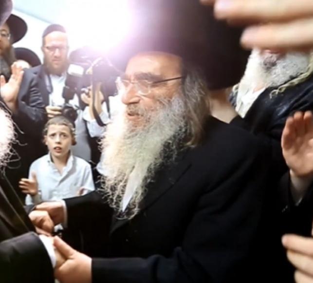 הרב קופשיץ