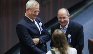 גנץ, אשכנזי וניסנקורן מבהירים: 'לא נתפשר'