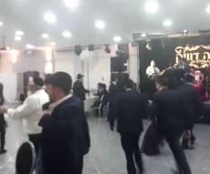 המתיחות בדרום: בשיאה של החתונה נשמעה אזעקה