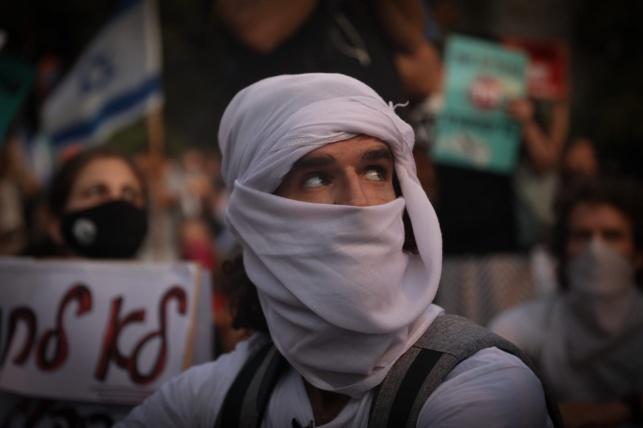 ממראות המחאה בבלפור