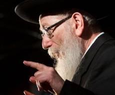 השר יעקב ליצמן - 'המודיע' מודיע: האיום עבד, היהודים הוחלפו וליצמן נשאר