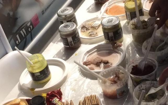 פסטיבל האוכל היהודי בלונדון - כבר לא?
