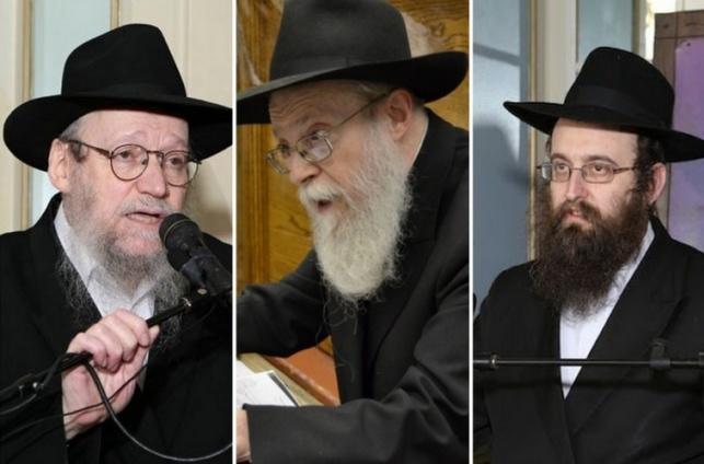 """בלי תביעות משפטיות: רבני חב""""ד התאחדו"""
