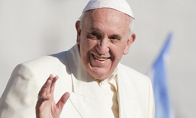 האפיפיור פרנסיסקוס