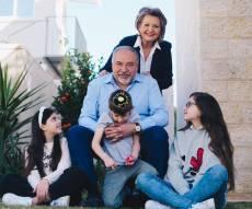 ליברמן והנכדים