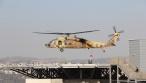 חיל האוויר בדק את מנחת המסוקים ב'הדסה' • צפו