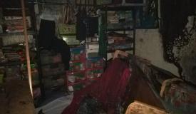 תעלות המזגן הצילו את המשפחה משריפה