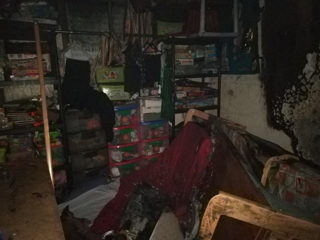 חדר הילדים ההרוס, לאחר השריפה